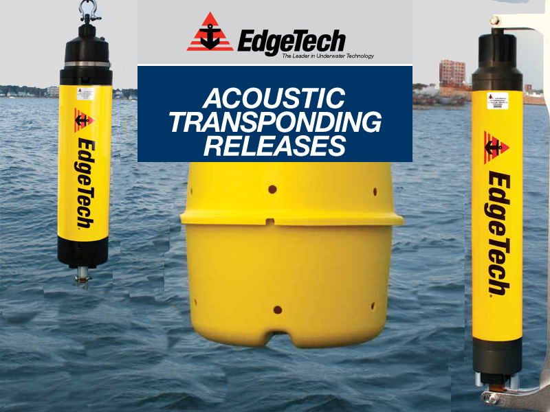 Acoustic Transponding Releases