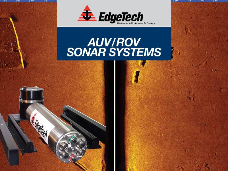 AUV/ROV Sonar Systems