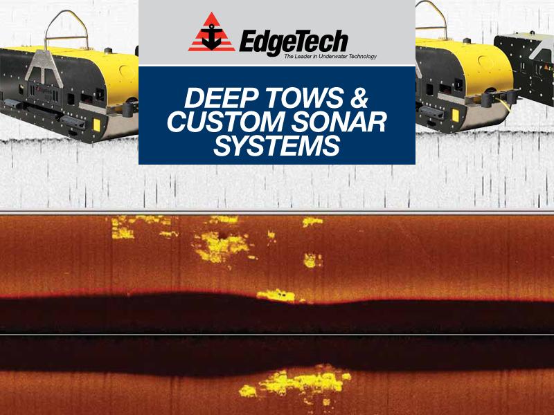 Deep Tows & Custom Sonar Systems